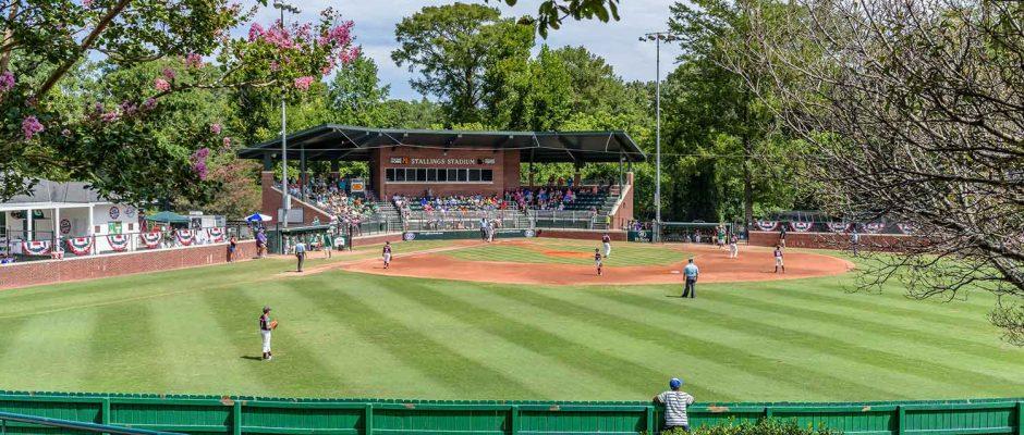 Stallings Stadium Greenville NC