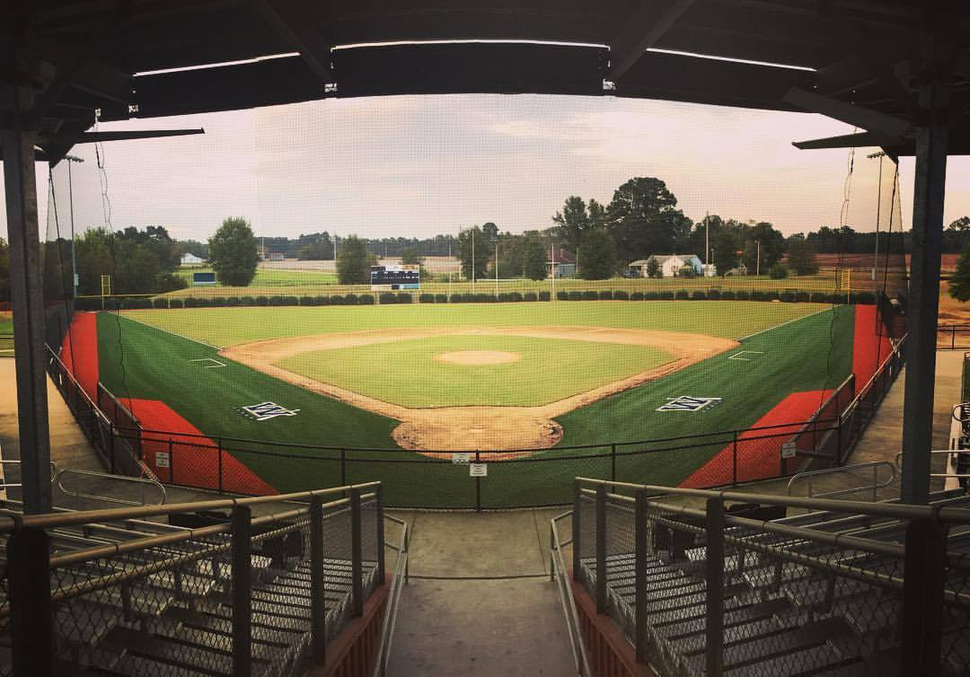 Southern Bank Stadium Wilson NC
