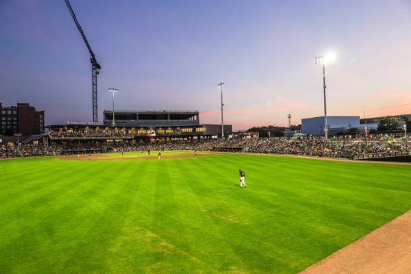 Segra Stadium sports complex in Fayetteville NC